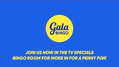Play gala bingo