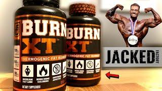 Jacked Factory BURN XT - Fat Burner Review!   BEST Fat Burner in 2021?