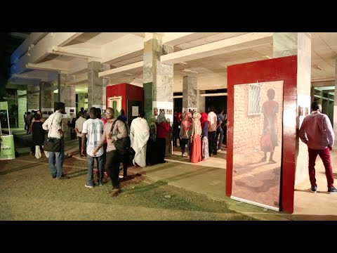 "Photo Exhibition ""City in Change"" at Youth Palace, Omdurman, Sudan"