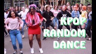 Kpop Random Dance Game Germany | Chizuru #4.6
