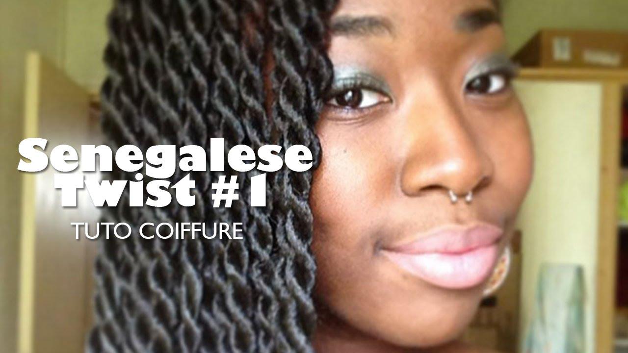 Top TUTO COIFFURE I Senegalese Twist - YouTube TW36