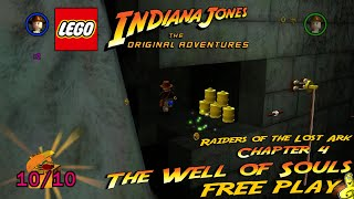 Lego Indiana Jones: Chap 4 / The Well of Souls FREE PLAY - HTG