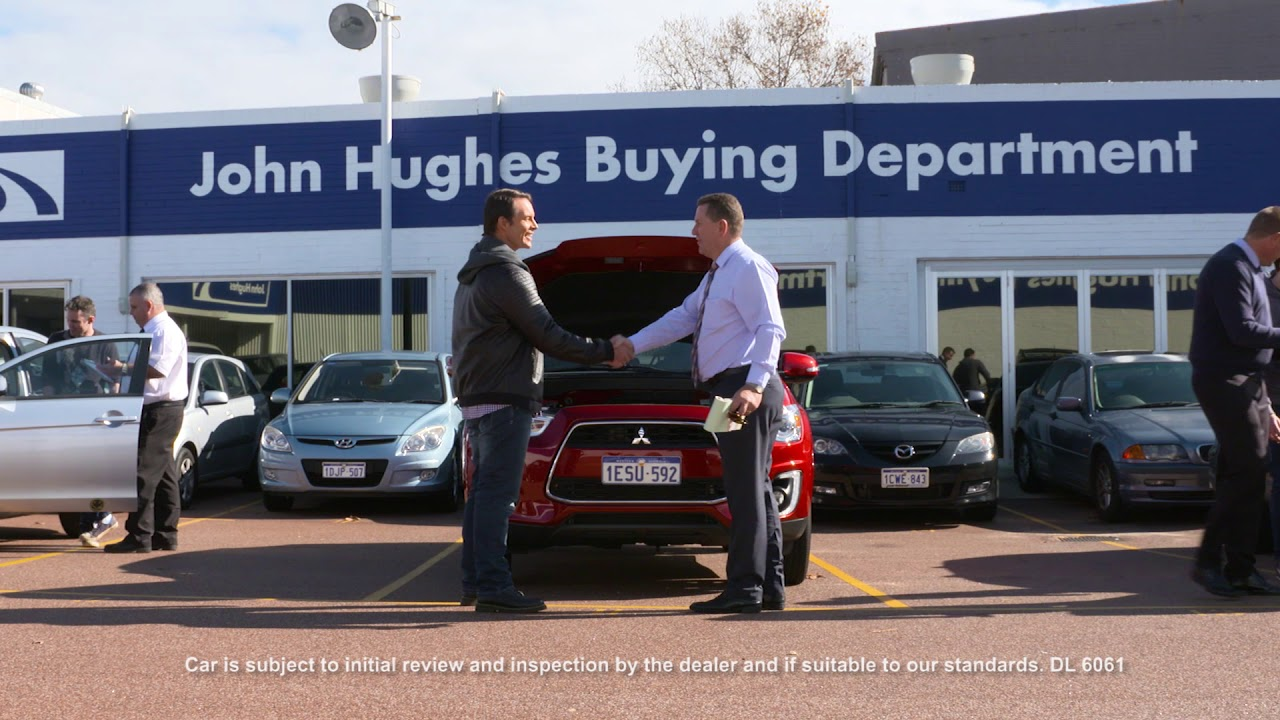 John Hughes Buying Department Tvc Iwantyourcar Com Au The