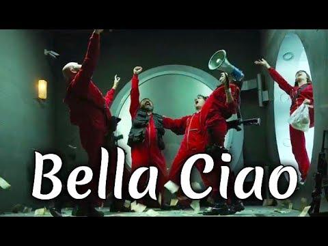 BELLA CIAO - La Casa de Papel (ORIGINAL SONG \u0026 DANCE SCENE) indir