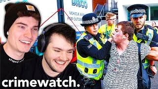 will and james watch crimewatch