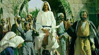 Вход Господень в Иерусалим! Вербное воскресенье!