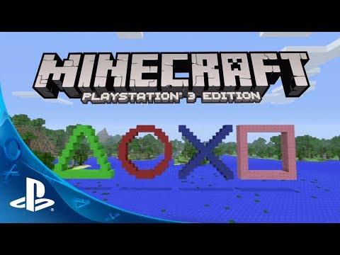 Minecraft: PlayStation 3 Edition Trailer