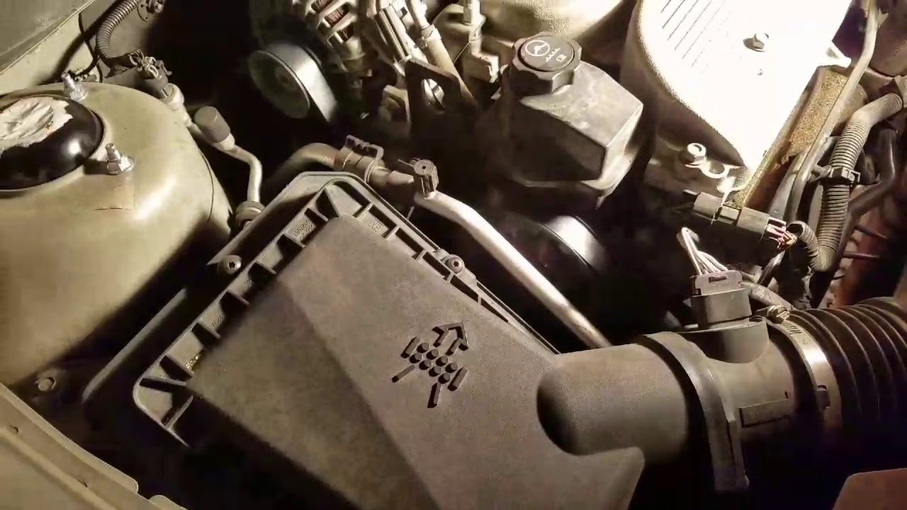 How To Replace Coolant Crossover Gaskets