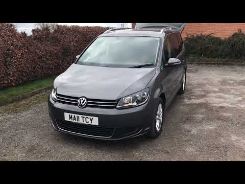 For Sale Volkswagen touran 7 seater 11 Plate