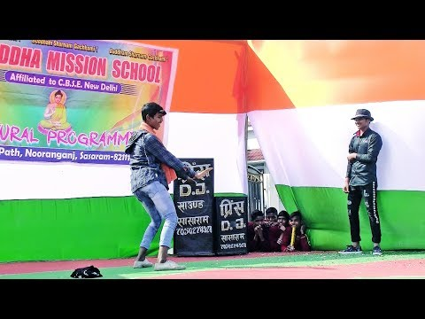 Chunariya Lele Aiha Dance Performance Full HD By Buddha Mission School Sasaram