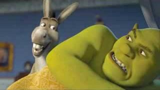 shrek and donkey xmas song 2