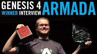 Armada on winning Genesis 4: 'It's not easy, I know better. All these players are getting so good'