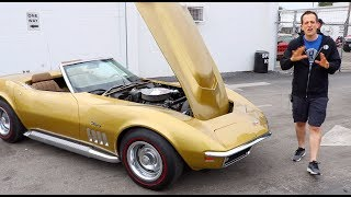 Is this 1969 Corvette Stingray C3 the BEST generation?