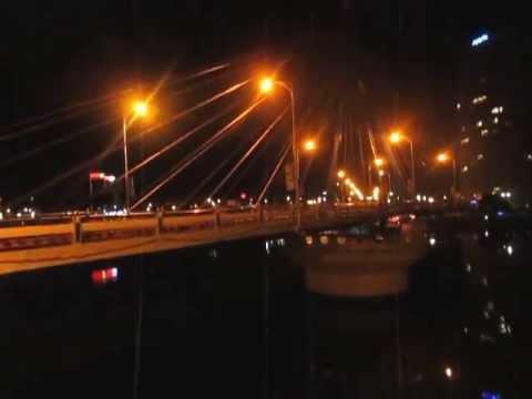 Cầu Quay Sông Hàn ở Đà Nẵng