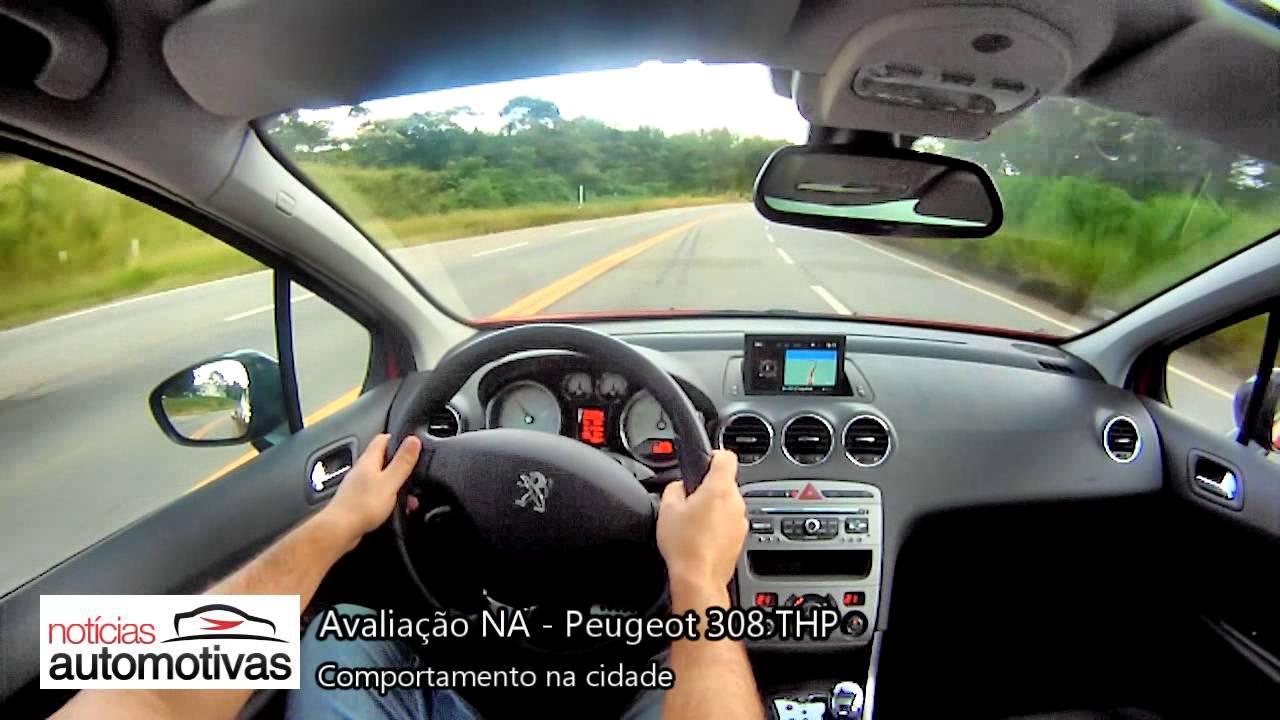 Peugeot 308 Thp - Estrada