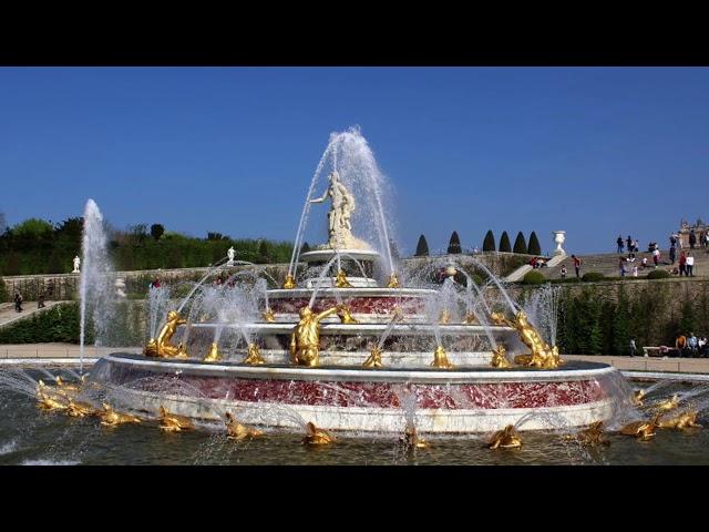Trois minutes d'art - Les jardins du château de Versailles
