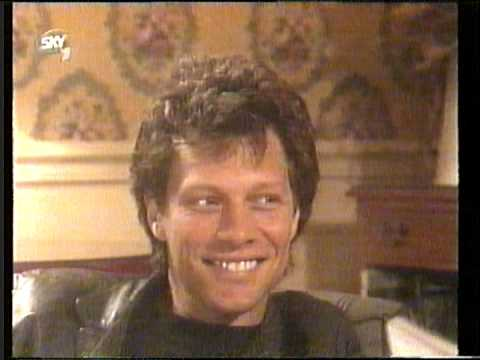 Jon Bon Jovi Interview Selina Scott Part 2
