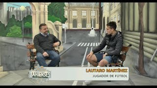 Bahienses 15-07-2017 LAUTARO MARTINEZ