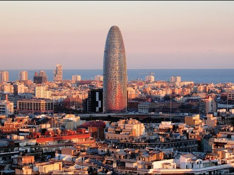 Places to see in ( Barcelona - Spain ) Torre Agbar