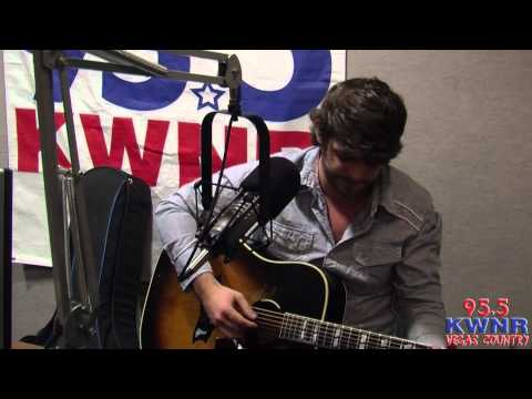 Thomas Rhett KWNR Studio Sessions, Part 2