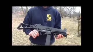 Umarex H UMP Airsoft Review/Shooting