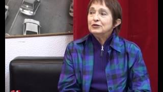 Тамара Москвина в гостях у SPB.AIF.RU