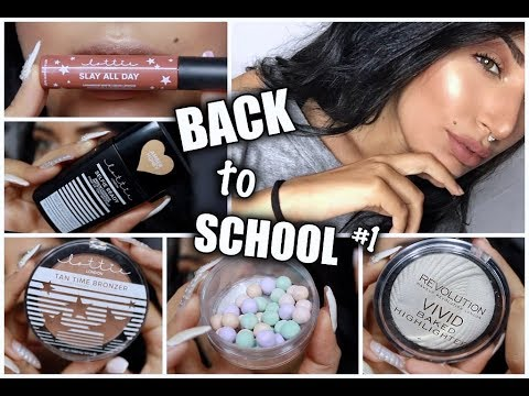 MAKEUP BACK TO SCHOOL💄 Essence, Lottie London ecc ! MelissaTani