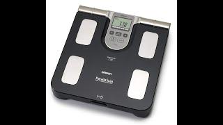 весы Omron BF 306 обзор