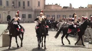Festa della Repubblica - Quirinale Cambio della Guardia