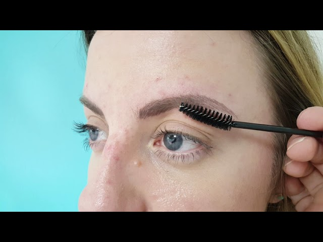 Healed Microbladed Eyebrows Density by El Truchan @ Perfect Definition