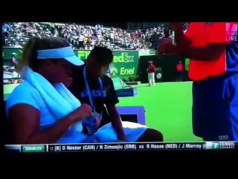 Coco Vandeweghe Brags about Almost Hitting Serena Williams