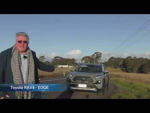 Toyota RAV 4 Edge. THE Gay SUV