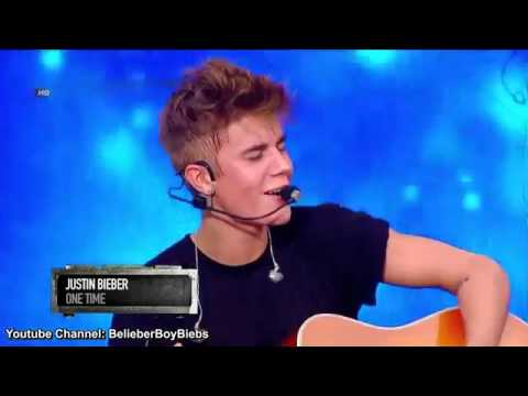 "Justin Bieber ""One Time"" Live In Malaysia"