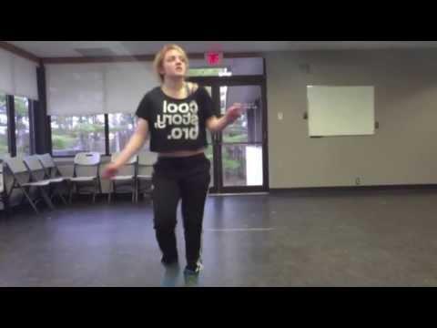 Get Up (Bingo Players feat Far East Movement) - Ginger Girl Dances