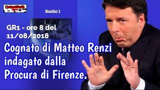 🔴 Cognato di Renzi indagato per il dirottamento di milioni di $ destinati ai bambini dell'Africa.