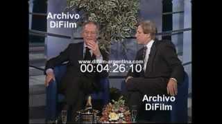 """DiFilm - Alberto Closas """"Volver a vivir"""" Bloque 2 (1993)"""