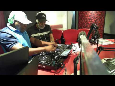 Bush Radio Mixset CAPE TOWN