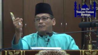 30 Dis 2015 : Al-Fadhil Ustaz Haji Dzulkarnain Hamzah