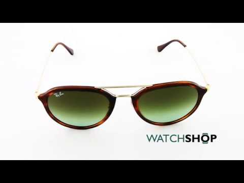 f3f743ff4d Ray-Ban RB4253 Sunglasses (RB4253-820-A6-53) - YouTube