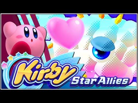 Los gemelos Kracko!!! |12 | Kirby Star Allies con @Dsimphony