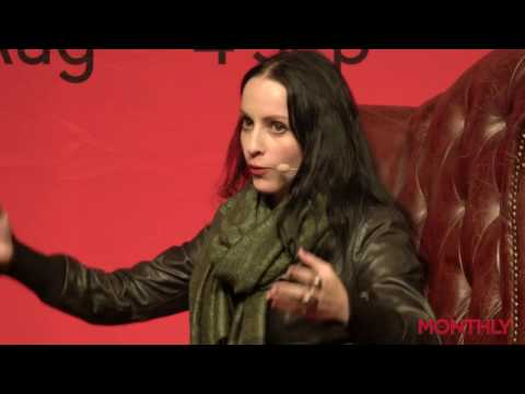Molly Crabapple: Drawing Blood (Melbourne Writers Festival 2016)