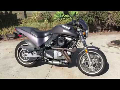 The Best Buell Motorcycle - YouTube