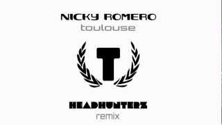 Nicky Romero - Toulouse (Headhunterz Remix)