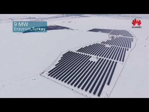FusionSolar Smart PV Solutions Global Version - new