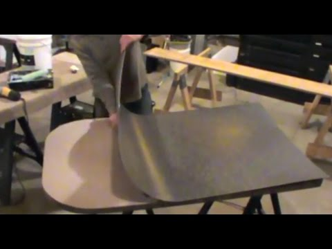 How To Make Laminate Counter Top
