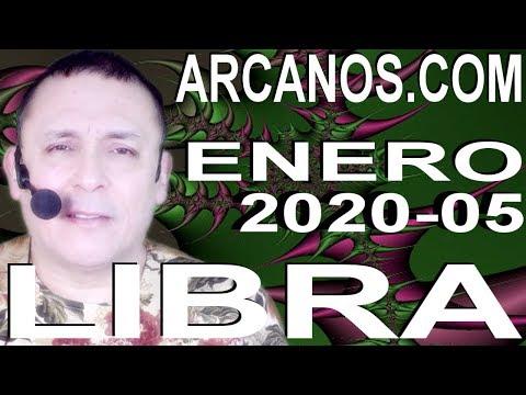libra-enero-2020-arcanos.com---horóscopo-26-de-enero-al-1-de-febrero-de-2020---semana-05