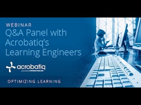 Q&A Panel Webinar: Essentials of Analytics in Online Higher Education