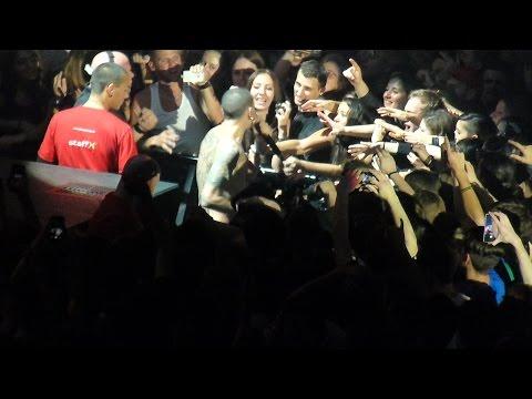 Linkin Park - Encores (Burn It Down,New Divide,What I've Done etc) - live in Zurich 3.11.14