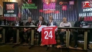 Video Welcome Peter Osaze Odemwingie! (Kostum 24) download MP3, 3GP, MP4, WEBM, AVI, FLV Agustus 2017
