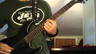 Slayer Born of Fire Guitar Cover